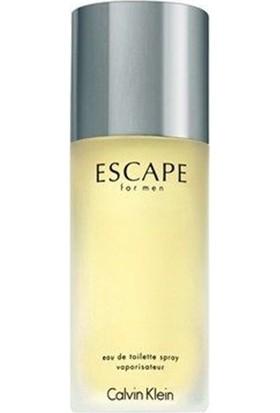 Calvin Klein Escape Edt 100 Ml Erkek Parfüm