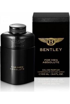 Bentley For Men Absolute Edp 100 Ml Erkek Parfüm