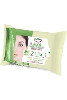 Equılıbra Aloe Make-Up Remover Wıpes 25 Pcs