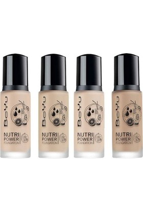 Beyu Nutri Power Long Lasting Foundation-10