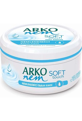 Arko Nem Krem 200 Ml Soft Touch