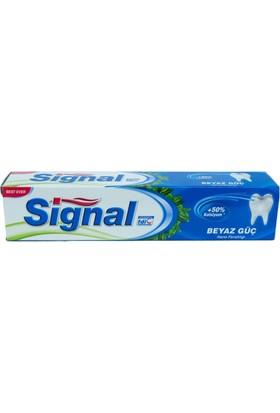 Signal Beyaz Güç Diş Macunu Nane Ferahlığı 100 Ml