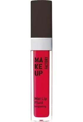 Make-Up Mat Lip Fluid Long Lasting-40