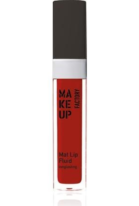 Make-Up Mat Lip Fluid Long Lasting-38