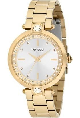 Ferrucci 11777M.02 Kadın Kol Saati
