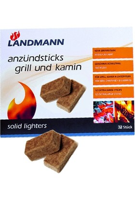 Landmann 32 Parça Ateşleme Çubuğu