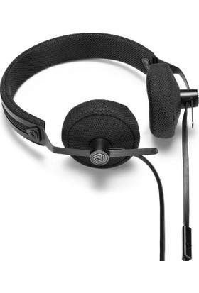 Coloud No 8 Kulak Üstü Kulaklık Control Talk OE Black/Grey