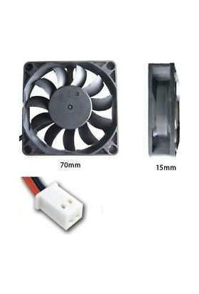 Platoon Dc 24 Volt 0.15 A 7 Cm 2 Pin Fan
