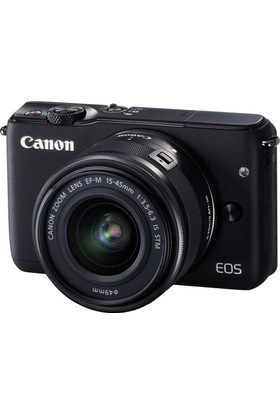 Canon Eos M10 + 15-45Mm Is Stm Lens