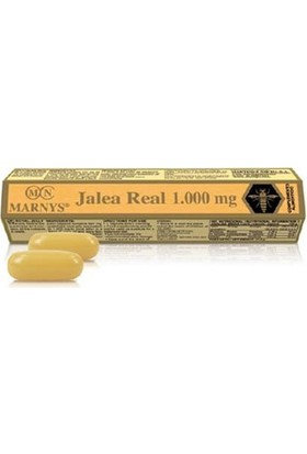 Marnys Royal Jelly 1000 MG 30 kapsül