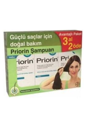 Priorin Yağlı Saçlar 200 ml 3 Al 2 Öde Şampuan