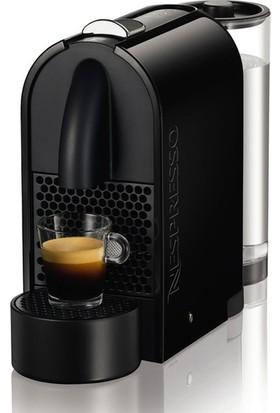 Nespresso U D50 Pure Black Kahve Makinesi