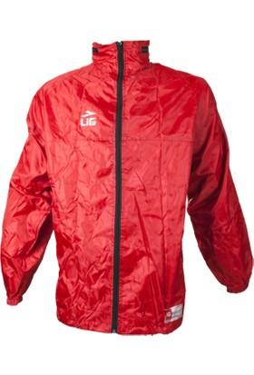 Lig Basic Yağmurluk Kırmızı