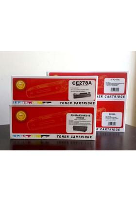 Hp Q2612A /1010/1012/1015/1018 Muadil Toner