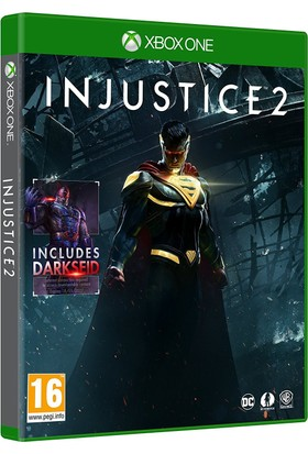 Injustice 2 + Darkseid Dlc Xbox One