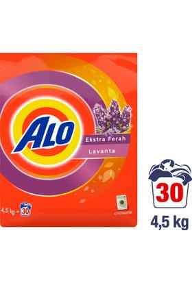 Alo Toz Çamaşır Deterjanı Ekstra Ferah Lavanta 4.5 kg