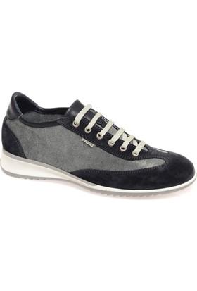 Frau Lightcotton 44C3 Kadın Ayakkabı Blu
