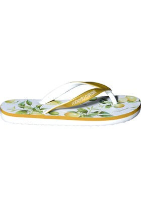 Roberto Cavalli Oro / Stam Limoni Cn41261 Kadın Ayakkabı Oro