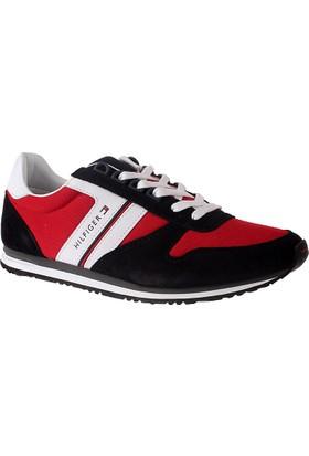9fe35e86c1a0d Tommy Hilfiger Sm - M2285Axwell 9C Fm56820440 Erkek Ayakkabı Tango Red