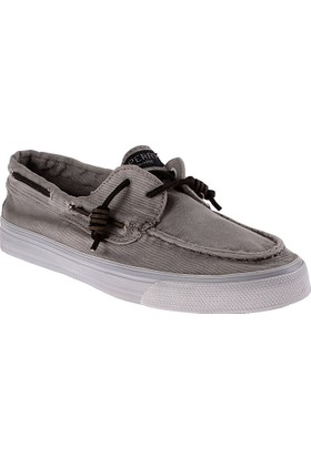 Sperry Sts91303 Sperry Bahama 2-Eye Washed Grey