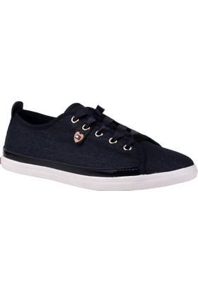 Tommy Hilfiger Kadın Sneaker Lacivert FW0FW00392