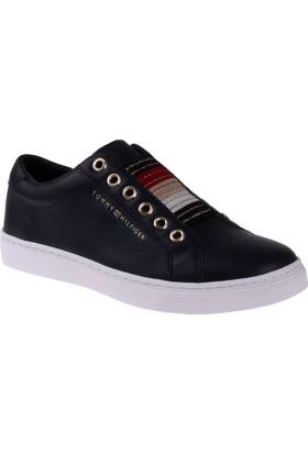 Tommy Hilfiger Kadın Ayakkabı Fw0Fw00831 403 Exclusive V1285Enus 8A1