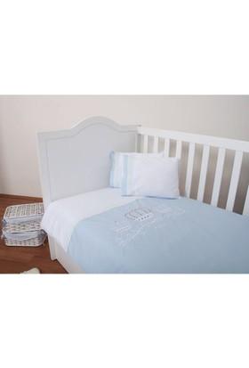 Maya Baby Collection Prince Nevresim Takımı Mavi