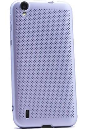 Kılıfshop Vestel Venüs V3 5000 Fileli Silikon Kılıf