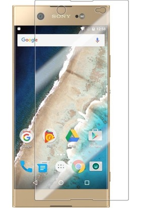 Kılıfshop Sony Xperia Xa1 Ultra Ekran Koruyucu