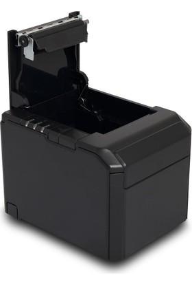 Possify Fy8X Seri+Usb+Ethernet Otomatik Kesicili Termal Yazıcı