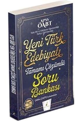 2017 Öabt Yeni Türk Edebiyatı Tamamı Çözümlü Soru Bankası