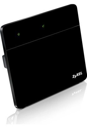 Zyxel VMG8924-B10A AC1600 2.4GHz&5GHz Kablosuz 5-Port 2xIPSec VPN 2xUSB WPS Gigabit EWAN Fiber Destekli VDSL2/ADSL2+ Gigabit Modem/Router