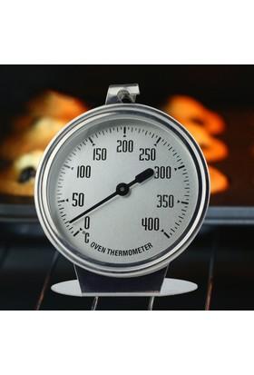 Weather Forecast 1. Sınıf Çelik Manuel Fırın Termometre, Sıcaklık Ölçer Th225