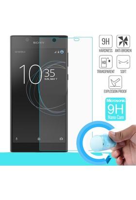 Microsonic Sony Xperia L1 Nano Cam Ekran koruyucu film