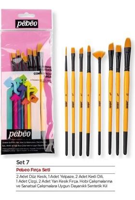 Artdeco Fırça Seti No 7 (8 Li)