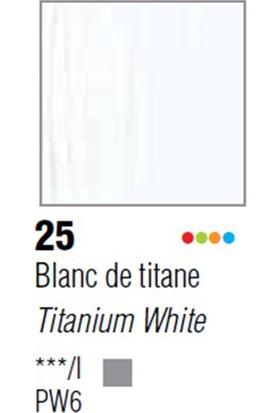 Pebeo Xl Yağlı Boya 200 Ml Titanium White No 25