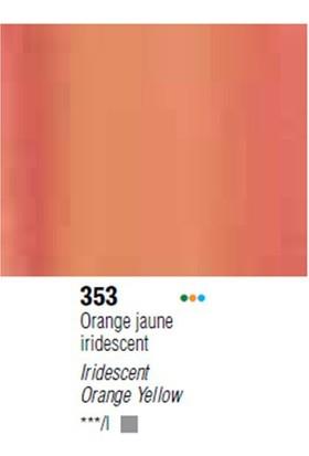 Pebeo Huile Fine Xl Yağlı Boya Dyna 37Ml No353 Iridescent Orange Yellow