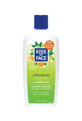 Kiss My Face Whenever Sık Yıkanan Saçlar İçin Glutensiz Bakım Kremi 325 ml
