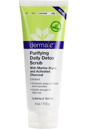 Derma E Purifying Daily Detox Scrub 118 ml