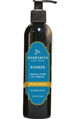 Marrakesh Bomber Traş Kremi 236 ml