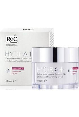 Roc Hydra 24 H Comfort Rich Besleyici Bakım Kremi 50 ml