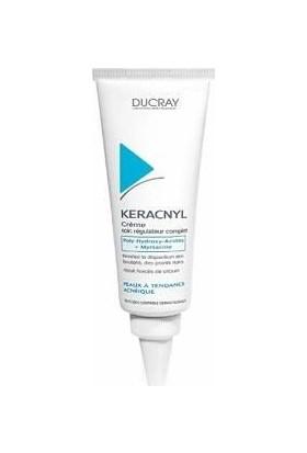 Ducray Keracnyl Siyah Nokta ve Sivilce Sorunlarında Yardımcı Bakım Kremi 30 ml