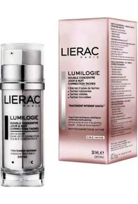 Lierac Lumilogie Double Concentre Jour Nuit Correction Taches 30 ml - Leke Karşıtı Bakım Kremi