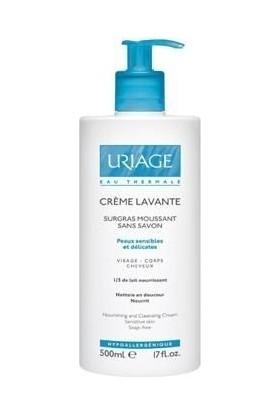 Uriage Creme Lavante Cleansing Cream Yüz ve Vücut Temizleme Kremi 500 ml