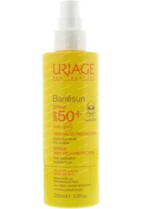 Uriage Bariesun Body Spray SPF 50+ Güneş Koruyucu Vücut Spreyi 200 ml