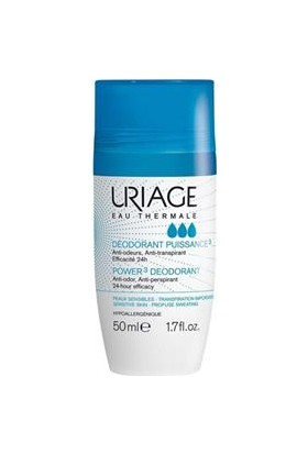 Uriage Deodorant Puissances Roll-On 50 ml