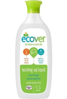 Ecover Bulaşık Yıkama Sıvısı Limon-Aloe Vera 500 ml
