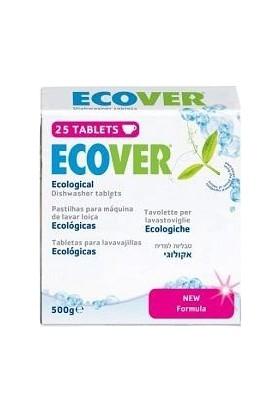 Ecover 3'ü Bir Arada Bulaşık Makinesi Tableti 25 Tablet