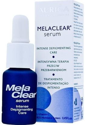 MelaClear Serum Yoğun Depigmentasyon Leke Açıcı Bakım Serumu 15 ml