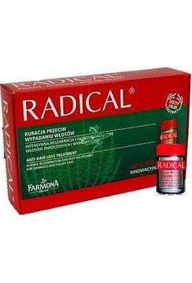 Farmona Radical Yenileyici Saç Bakım Ampulü 15x5
